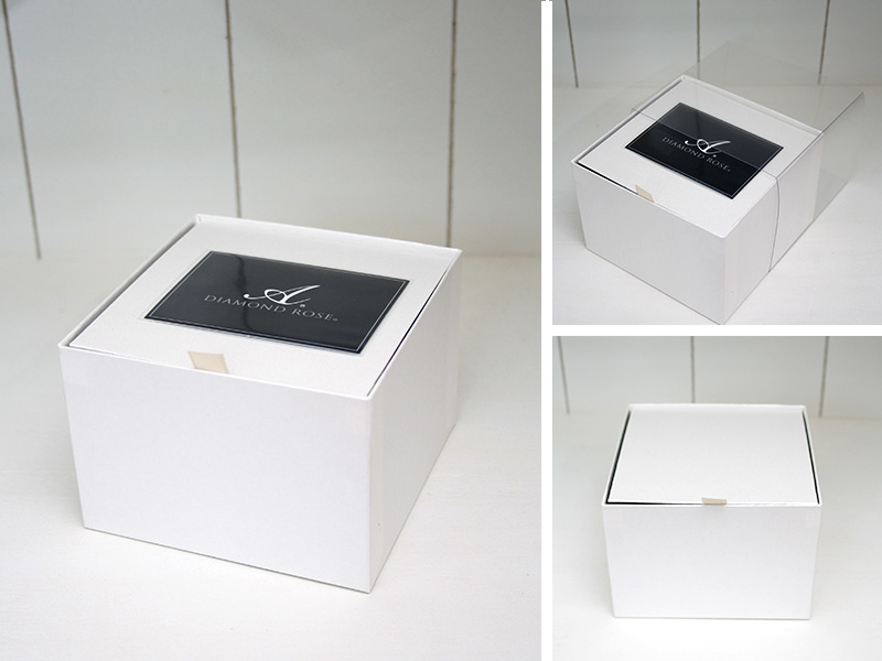 ダイヤモンドオールドローズ・ホワイトボックス